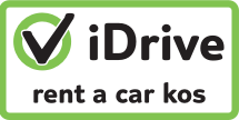 idrive rent a car Kos, car hire on Kos the easy way